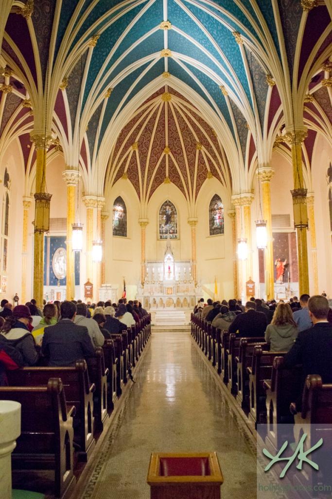 Pontifical Mass02
