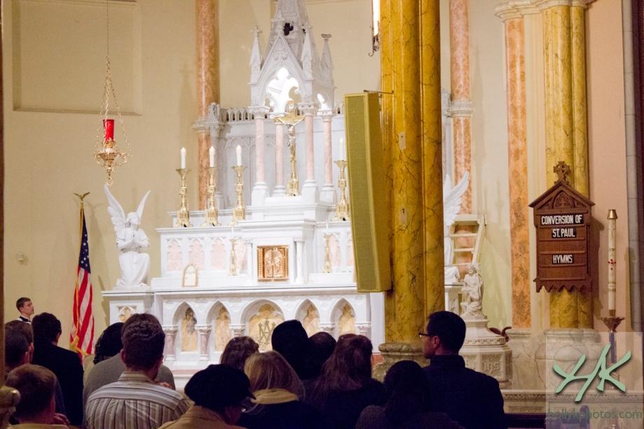Pontifical Mass03