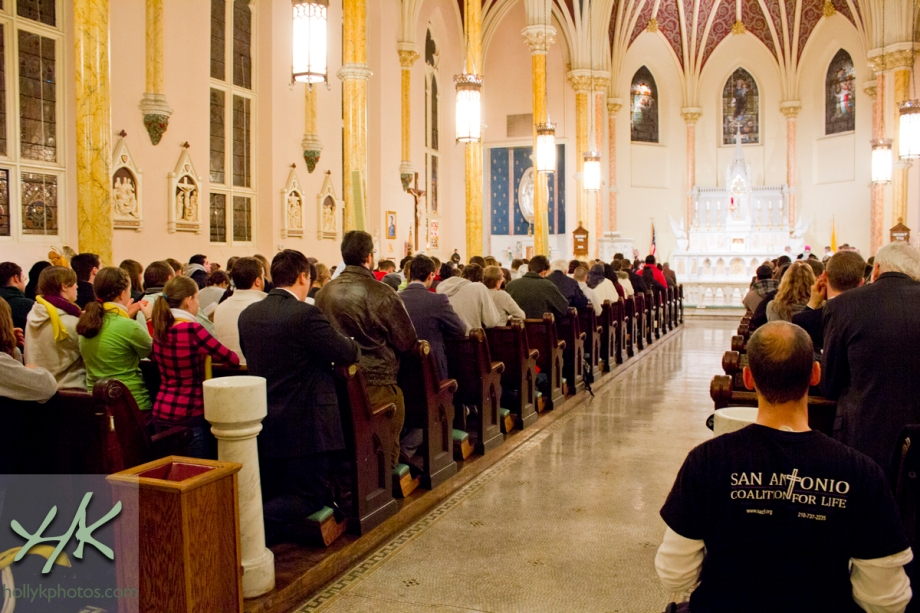 Pontifical Mass09