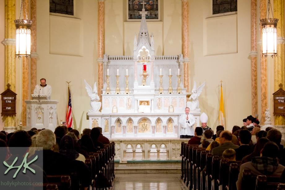 Pontifical Mass17