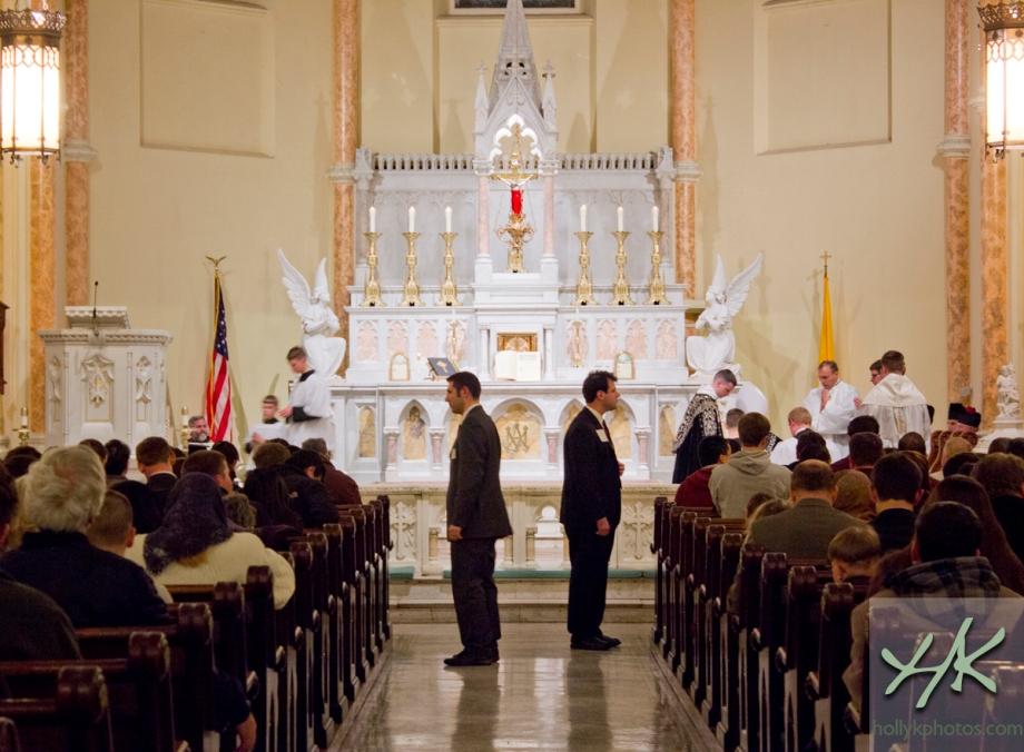 Pontifical Mass20