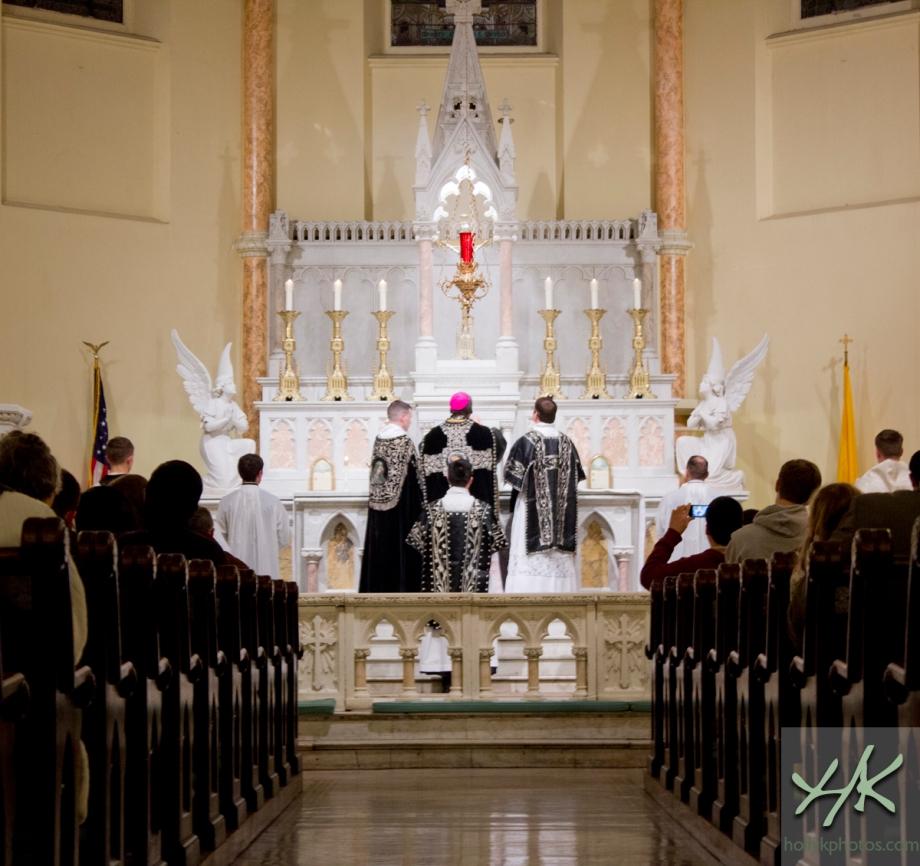 Pontifical Mass23