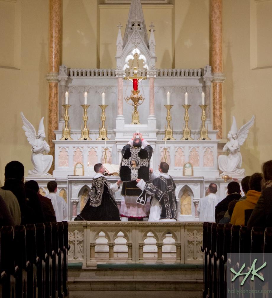 Pontifical Mass35