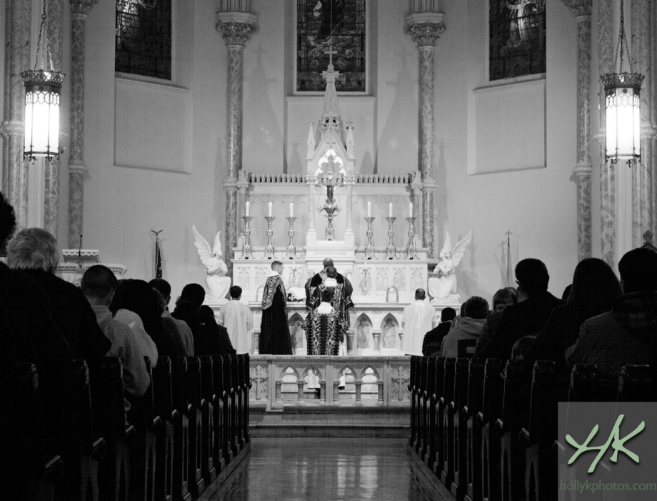 Pontifical Mass39