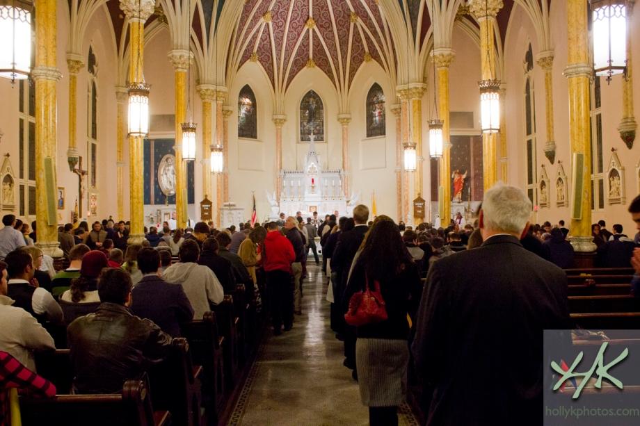 Pontifical Mass54